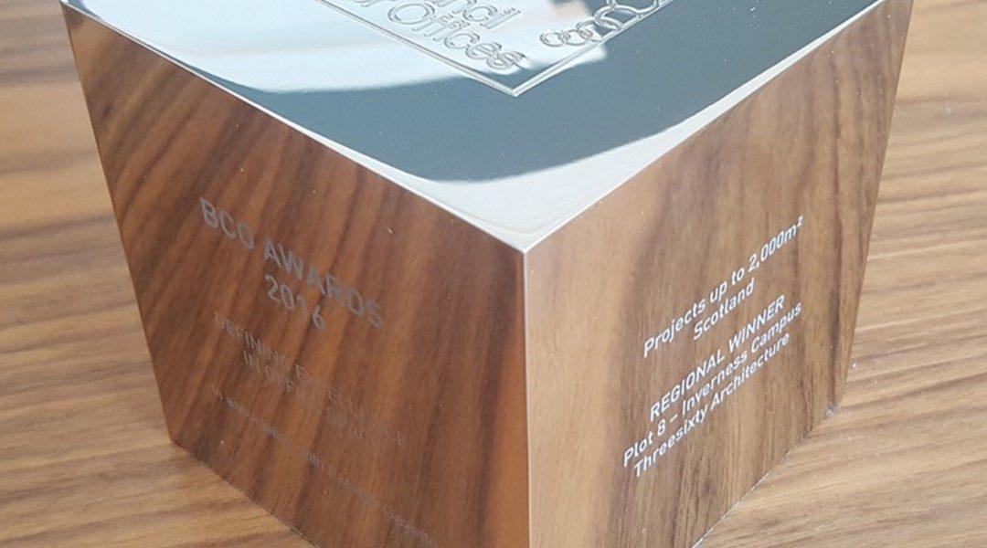BCO Regional Award 2016