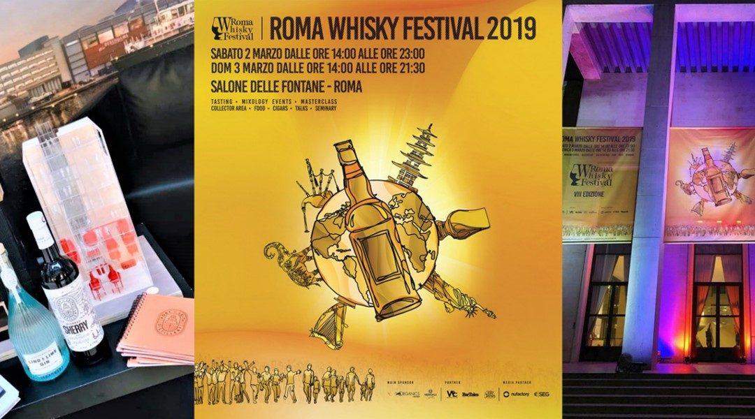 Rome Whisky Festival 2019