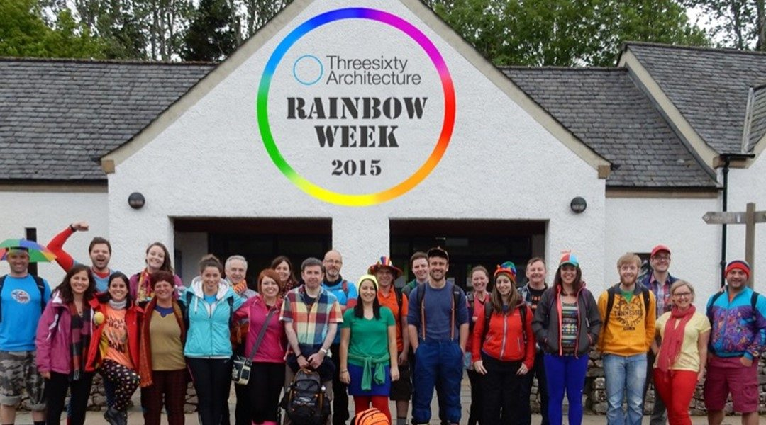 Rainbow Week Highlights and Hill Walk
