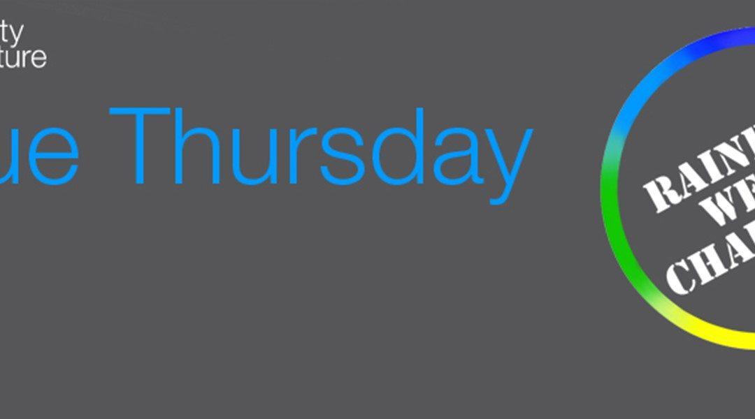 Blue Thursday!