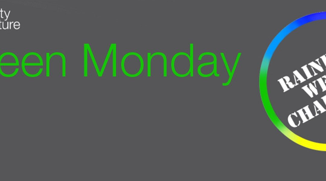 Green Monday!