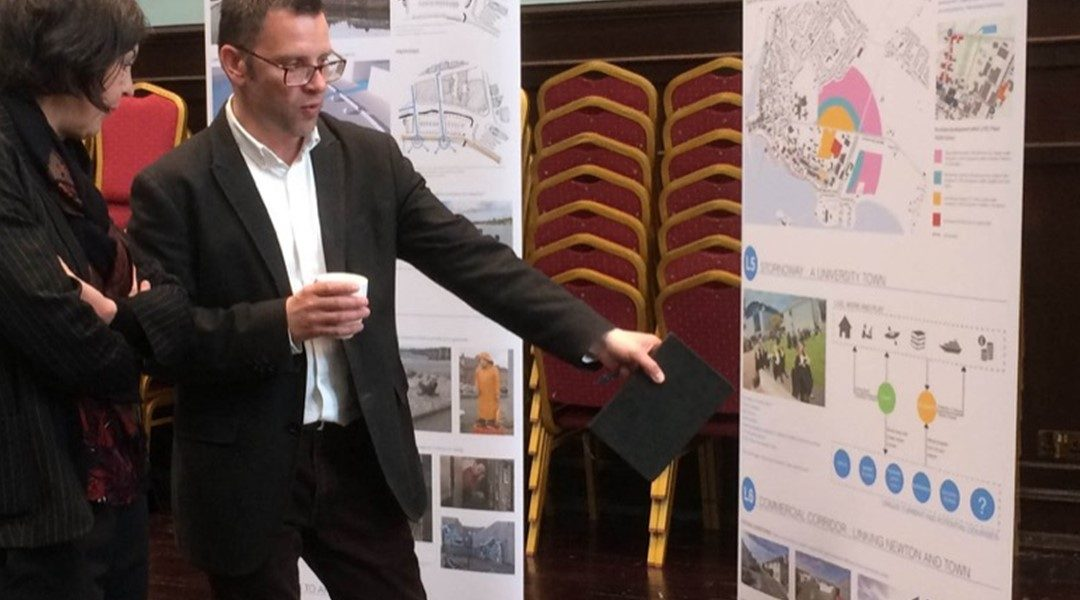Stornoway Masterplan – Open Day