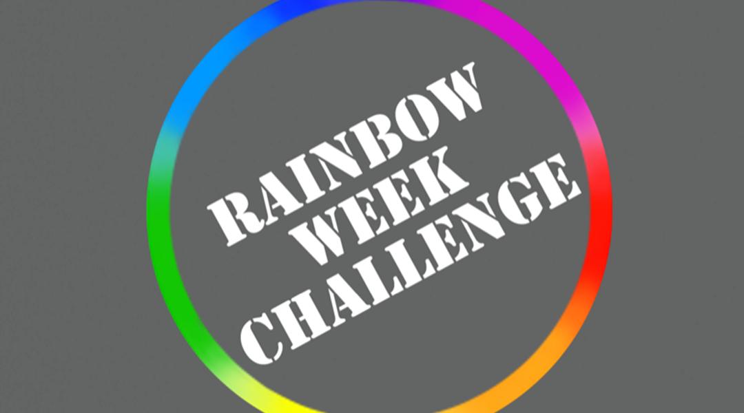 Rainbow Week 2016