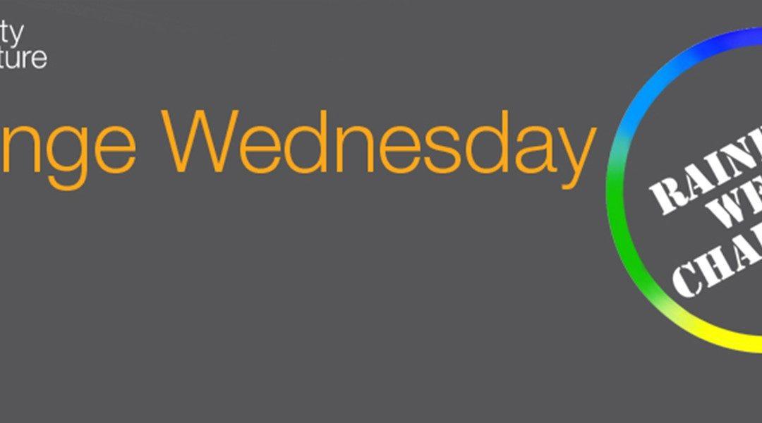Orange Wednesday!